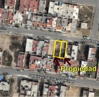 Foto de terreno habitacional en venta en Jardines Del Vergel, Zapopan, Jalisco, 2509286,  no 01