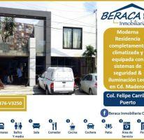 Foto de casa en venta en, felipe carrillo puerto, ciudad madero, tamaulipas, 2152204 no 01