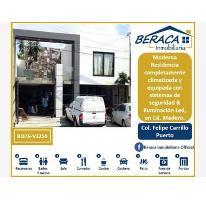 Foto de casa en venta en  , felipe carrillo puerto, ciudad madero, tamaulipas, 2851966 No. 01