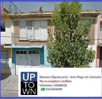 Foto de casa en venta en fenando montes de oca lote 17manzana 5, guadalupe del moral, iztapalapa, distrito federal, 0 No. 01