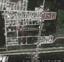 Foto de terreno habitacional en venta en  , flamboyanes, progreso, yucatán, 2624395 No. 01