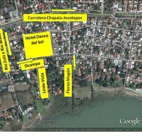 Foto de terreno habitacional en venta en flores magón 5, int 1, ajijic centro, chapala, jalisco, 1695390 no 01