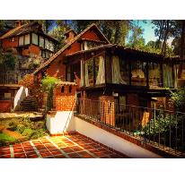 Foto de casa en condominio en venta en fontana pura 118, avándaro, valle de bravo, méxico, 2649563 No. 01