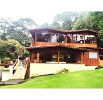 Foto de casa en condominio en venta en fontana rica 0, avándaro, valle de bravo, méxico, 2417600 No. 01