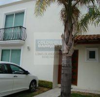 Foto de casa en condominio en venta en fraccionamiento arcangel 31, desarrollo habitacional el arcángel, cuautlancingo, puebla, 1481053 no 01