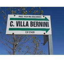 Foto de terreno habitacional en venta en  , fraccionamiento villas del renacimiento, torreón, coahuila de zaragoza, 386538 No. 01