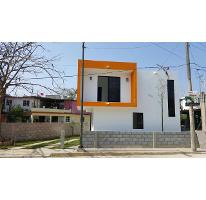 Foto de casa en venta en francia 302, solidaridad voluntad y trabajo, tampico, tamaulipas, 2416088 No. 01