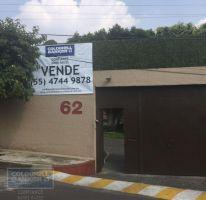 Foto de casa en condominio en venta en francisco de la maza 62, olivar de los padres, álvaro obregón, df, 2752691 no 01