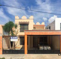 Foto de casa en venta en, francisco de montejo, mérida, yucatán, 2091762 no 01