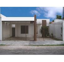 Foto de casa en renta en  , francisco de montejo, mérida, yucatán, 2789486 No. 01