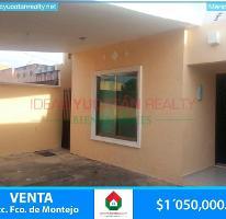 Foto de casa en venta en  , francisco de montejo, mérida, yucatán, 4479634 No. 01