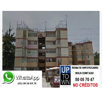 Foto de departamento en venta en  17, fuentes del valle, tultitlán, méxico, 2822728 No. 01