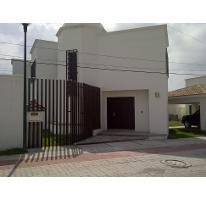 Foto de casa en renta en  , fuentes de la carcaña, san pedro cholula, puebla, 2273493 No. 01