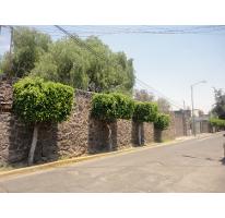Foto de terreno habitacional en venta en  , fuentes de tepepan, tlalpan, distrito federal, 2309746 No. 01