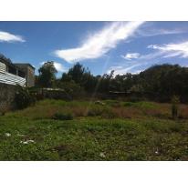 Foto de terreno habitacional en venta en  , fuentes de tepepan, tlalpan, distrito federal, 2615374 No. 01