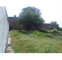 Foto de terreno habitacional en venta en  , gabriel tepepa, cuautla, morelos, 2852480 No. 01