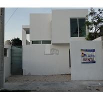 Foto de casa en venta en, garcia gineres, mérida, yucatán, 2098673 no 01