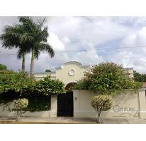 Foto de casa en venta en  , garcia gineres, mérida, yucatán, 2717103 No. 01