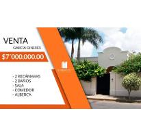 Foto de casa en venta en  , garcia gineres, mérida, yucatán, 2844788 No. 01