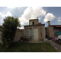 Foto de casa en venta en  , geovillas el nevado, almoloya de juárez, méxico, 1079155 No. 01