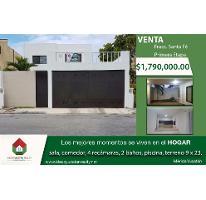 Foto de casa en venta en  , gran santa fe, mérida, yucatán, 2589370 No. 01