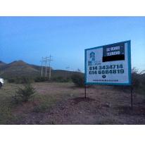 Foto de terreno habitacional en venta en  , granjas familiares valle de chihuahua, chihuahua, chihuahua, 2595552 No. 01