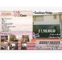 Foto de casa en venta en  , guadalupe hidalgo, puebla, puebla, 2673375 No. 01