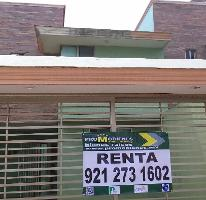 Foto de casa en renta en  , guadalupe victoria, coatzacoalcos, veracruz de ignacio de la llave, 3859666 No. 01