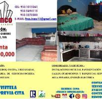 Foto de casa en venta en guao 0, tomas garrido, comalcalco, tabasco, 3241618 No. 01