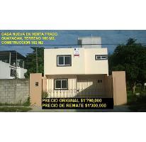 Foto de casa en venta en  , guayacan, nacajuca, tabasco, 1441959 No. 01