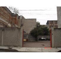 Foto de terreno habitacional en venta en  , guerrero, cuauhtémoc, distrito federal, 1859544 No. 01
