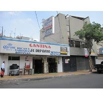 Foto de terreno habitacional en venta en  , guerrero, cuauhtémoc, distrito federal, 2057740 No. 01