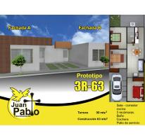 Foto de casa en venta en  , hacienda de juan pablo 1a sección, san luis potosí, san luis potosí, 1265993 No. 01