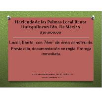 Foto de local en renta en, hacienda de las palmas, huixquilucan, estado de méxico, 1161667 no 01