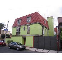 Foto de casa en venta en  , hacienda de san juan de tlalpan 2a sección, tlalpan, distrito federal, 2470487 No. 01