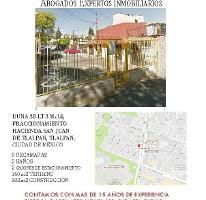 Foto de casa en venta en  , hacienda de san juan de tlalpan 2a sección, tlalpan, distrito federal, 3907586 No. 01