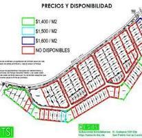 Foto de terreno habitacional en venta en  , hacienda de santa catarina, santa catarina, nuevo león, 2640088 No. 01