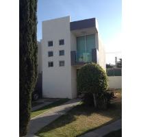 Foto de casa en venta en  , hacienda de santiago, san luis potosí, san luis potosí, 2620198 No. 01