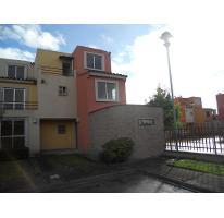 Foto de casa en venta en  , hacienda del bosque, tecámac, méxico, 2480417 No. 01