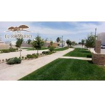 Foto de terreno habitacional en venta en, hacienda del rosario, torreón, coahuila de zaragoza, 2168462 no 01