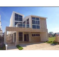 Foto de casa en venta en  , hacienda esmeralda, centro, tabasco, 2403556 No. 01
