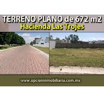 Foto de terreno habitacional en venta en, hacienda las trojes, corregidora, querétaro, 1073227 no 01