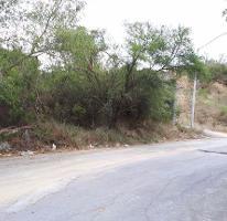 Foto de terreno habitacional en venta en  , hacienda los encinos, monterrey, nuevo león, 3737605 No. 01
