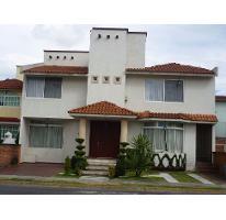 Foto de casa en venta en  , hacienda san josé, toluca, méxico, 2858631 No. 01
