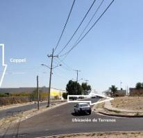 Foto de terreno comercial en venta en  , hacienda santa fe, tlajomulco de zúñiga, jalisco, 3705474 No. 01