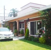 Foto de casa en venta en hacienda tetela 112, tlaltenango, cuernavaca, morelos, 590872 no 01