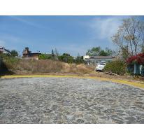 Foto de terreno habitacional en venta en, hacienda tetela, cuernavaca, morelos, 2106122 no 01