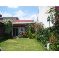 Foto de casa en venta en  , hacienda tetela, cuernavaca, morelos, 2659517 No. 01