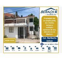 Foto de casa en venta en  , heriberto kehoe, ciudad madero, tamaulipas, 2691569 No. 01