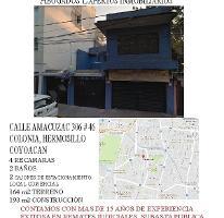 Foto de casa en venta en  , hermosillo, coyoacán, distrito federal, 3908072 No. 01